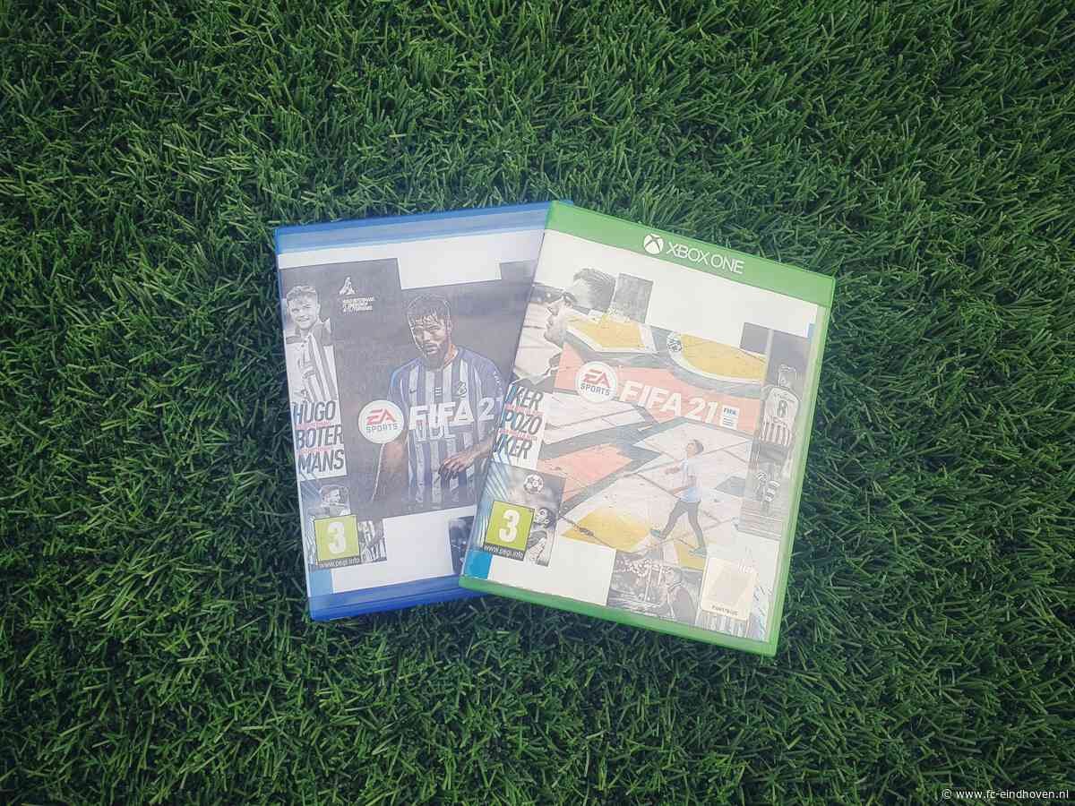 FC Eindhoven FIFA21 Covers