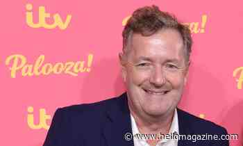 Piers Morgan shares photo of daughter Elise following in his footsteps