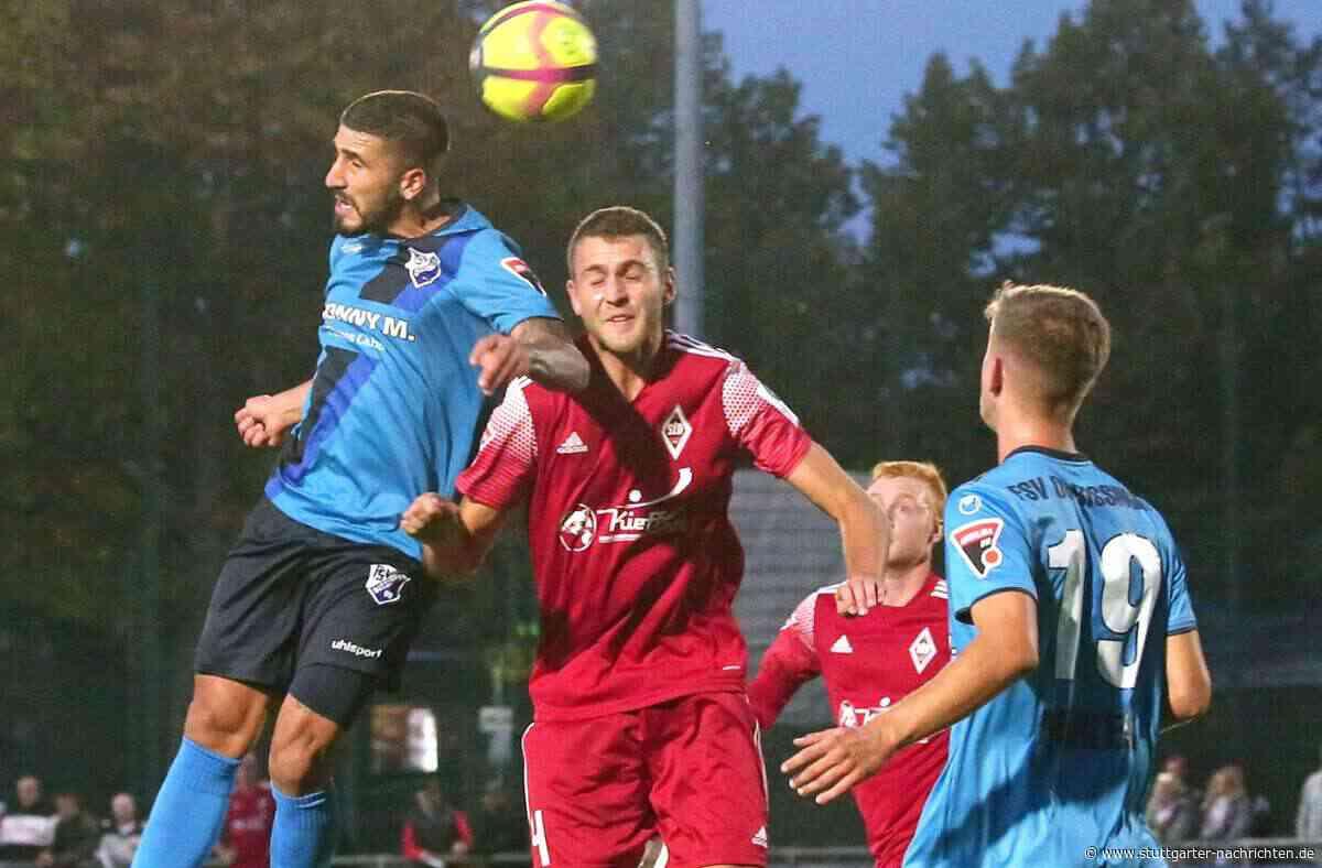 Corona-Fall bei Fußball-Oberligist - FSV 08 Bissingen in Quarantäne – WFV-Pokalspiel abgesetzt - Stuttgarter Nachrichten