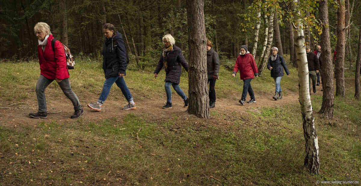 Spaziergang räumt mit Vorurteilen auf - WESER-KURIER