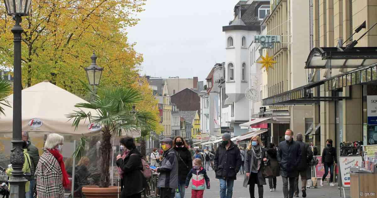 Siegburg: Nach Maskenpflicht in Fußgängerzone: Wenig Maskenmuffel unterwegs - General-Anzeiger Bonn