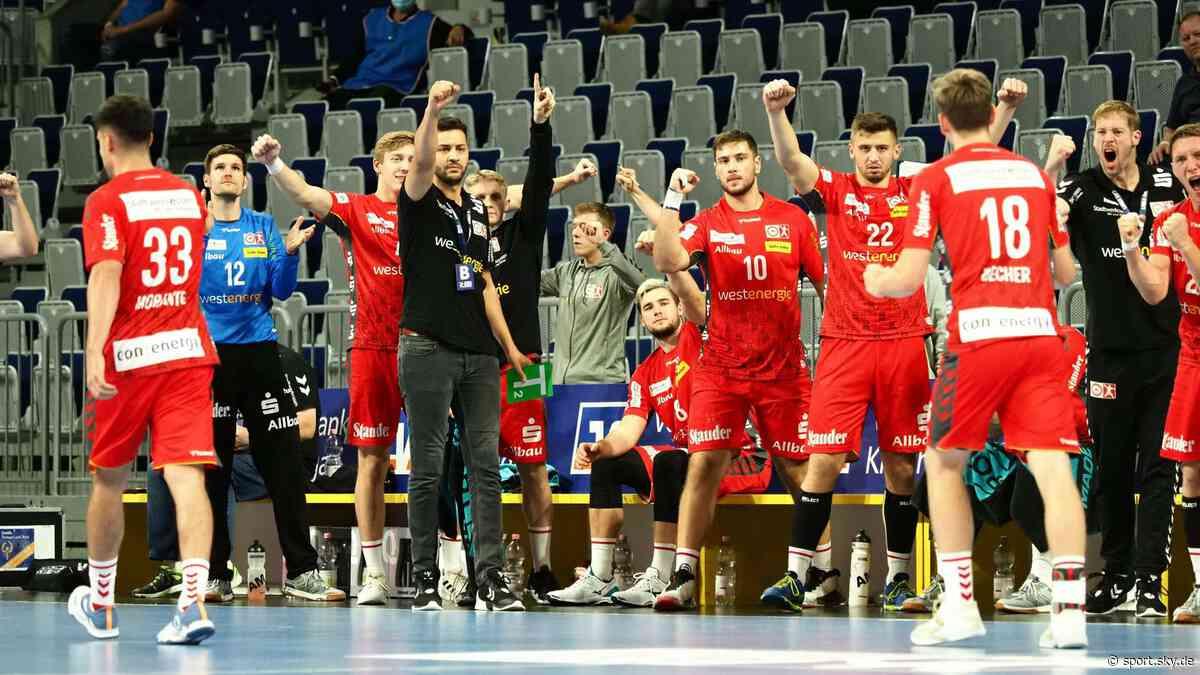 Handball News: Balingen, Coburg, Essen oder Nordhorn - wer punktet zuerst? - Sky Sport