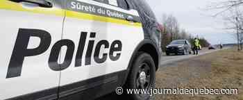 Policier blessé lors d'une collision: la Sûreté du Québec à la recherche de témoins