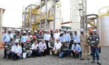 Guariba (SP) passa ter fábrica de biogás, combustível que pode ser usado em ônibus - Adamo Bazani