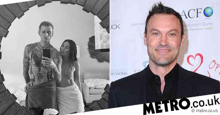 Brian Austin Green 'totally fine' with Megan Fox and Machine Gun Kelly's relationship