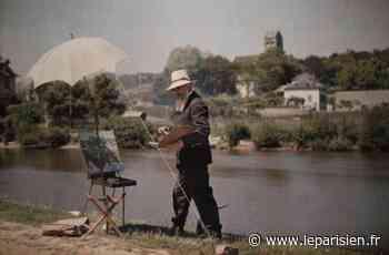 Auvers-sur-Oise : quand le peintre Émile Boggio était aussi photographe - Le Parisien