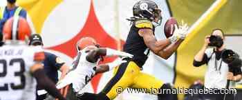 NFL: les Steelers sont toujours parfaits