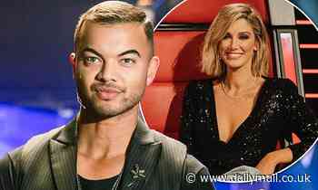 The Voice judge Guy Sebastian says he and Delta Goodrem are 'in talks' to RETURN to the franchise