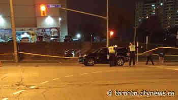 Man seriously injured after being struck by vehicle in North York - CityNews Toronto