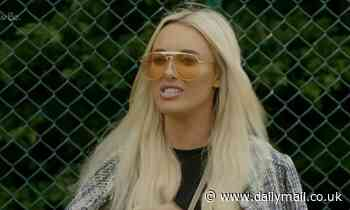 TOWIE's Nicole Bass brands Amber Turner 'vile, rude and b****y' after THAT explosive street row