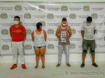 Desarticulado grupo delictivo dedicado al hurto y la extorsión en Pelaya, Cesar - Diario del Sur