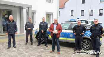 Polizei Eschenbach unterstützt Kinderkrebshilfe Oberpfalz Nord - Onetz.de