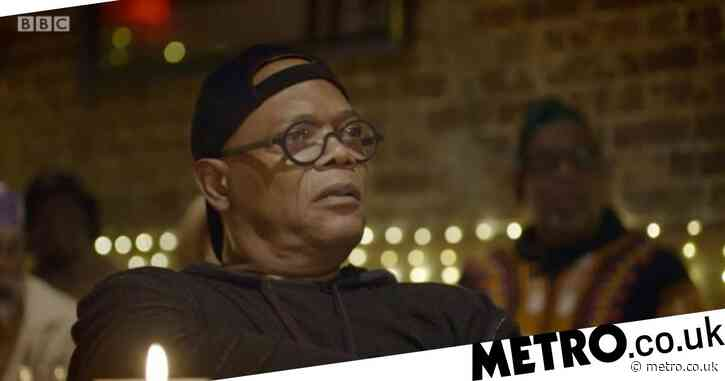 Samuel L Jackson documentary Enslaved reveals coded messages in songs helped guide slaves to freedom
