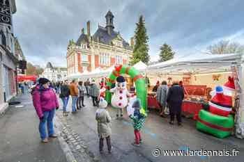 Le marché de Noël de Rethel se prépare déjà - L'Ardennais