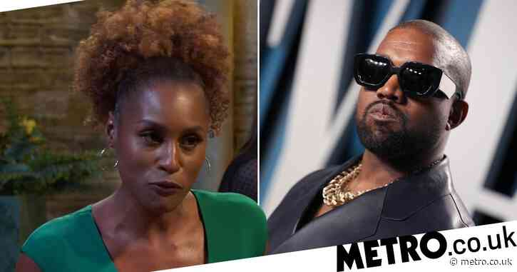 Kanye West accuses SNL of 'making Black people hold other Black people back' after Issa Rae jokes