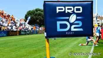 Pro D2 (J6) : Le derby pour Grenoble - Toute l'actualité sportive sur Orange