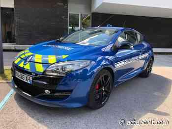 Grenoble : La Mégane 3 RS des gendarmes a trouvé preneur lors de la vente aux enchères - ACTU Pénitentiaire