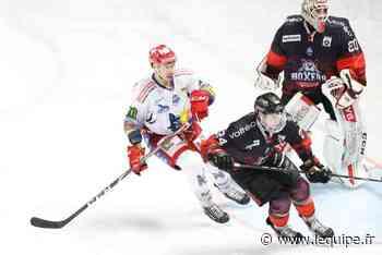 Ligue Magnus : sans Alexandre Texier, Grenoble se redresse à Bordeaux - Hockey - L. Magnus - L'Équipe.fr