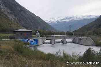 À Romanche-Gavet, près de Grenoble, EDF inaugure le plus grand chantier hydroélectrique de France - Novethic.fr