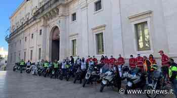 Martina Franca, arrivano da Lecco i riders ''Dico No alla droga'' - TGR Puglia - TGR – Rai