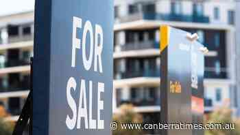 New survey finds confidence has fallen in Canberra's property industry - The Canberra Times