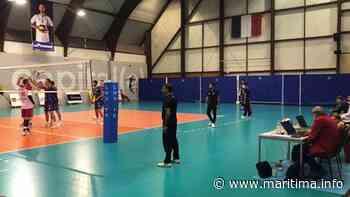 Martigues - Sports - Martigues Volley battu en cinq sets par St Jean d'Illac - Maritima.info
