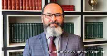 Candidato a vice-prefeito em Blumenau está internado por Covid-19 - O Município Blumenau