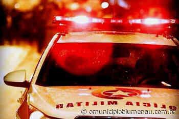 Jovem é baleado após reagir a assalto em Blumenau - O Município Blumenau