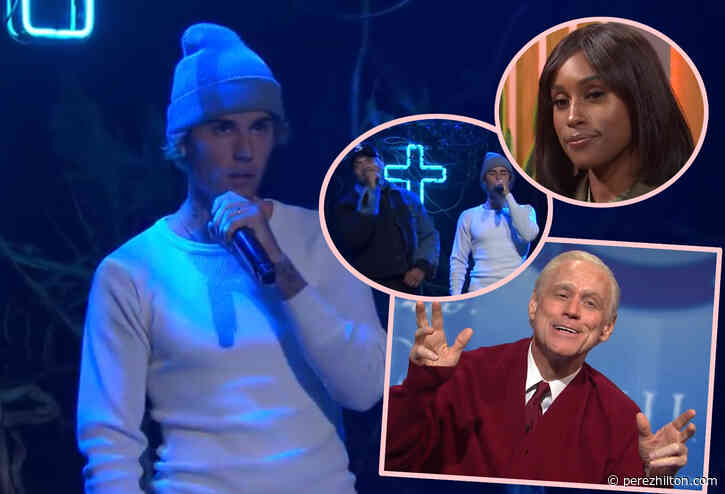 Justin Bieber Delivers Emotional Performances Of New Singles Holy & Lonely On Saturday Night Live — Plus More Highlights HERE!