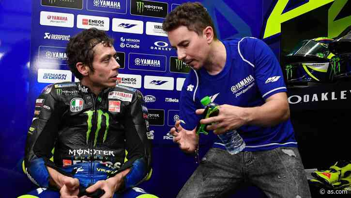 Yamaha oficializa que Lorenzo no sustituirá a Rossi en Teruel - AS