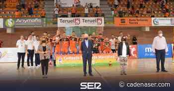 La Supercopa de España se queda en Teruel - Cadena SER