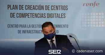 Teruel albergará el primer centro de proceso de datos de Renfe - Cadena SER