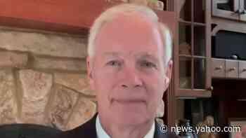 FBI has 'duty to inform' Senate Committee about veracity of Hunter Biden emails: Sen. Johnson