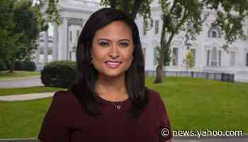 Ahead of 3rd debate, Trump again goes after moderator. This time it's NBC's Kristen Welker he calls 'unfair.'