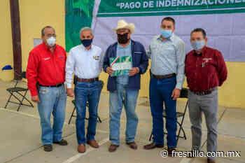 Con equipo para dar valor agregado, cumple Tello al campo de Jalpa - fresnillo.com.mx
