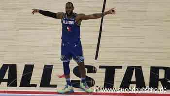 """""""Ein König namens Kobe Bryant"""": NBA-Allstars huldigen Ikone - Süddeutsche Zeitung"""