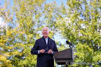 In North Carolina, Biden slams Trump for Covid 'lie,' warns 'things are getting worse'