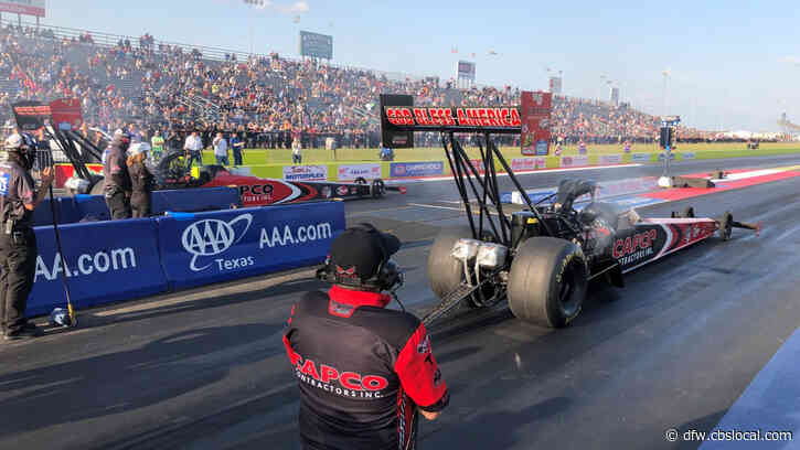 Steve Torrence Beats Father Billy In Top Fuel Final At Texas Motorplex In Ennis
