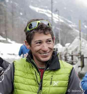 François Cazzanelli finalista (ma non vincitore) al Lecco mountain festival - Bobine.tv