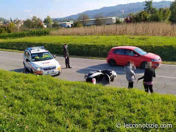 Dolzago, incidente stradale sulla Provinciale 51 - Lecco Notizie