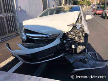 Lecco. Scontro in via Pasubio, illesi due automobilisti - Lecco Notizie