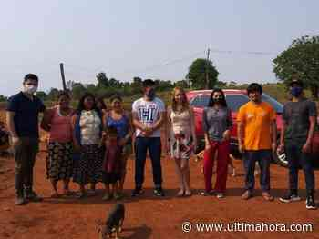 Un grupo de jóvenes ayudan a los indígenas de Trinidad - ÚltimaHora.com