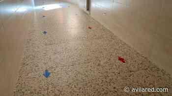 Cerrado un grupo del Colegio Santísima Trinidad en El Tiemblo - Avilared