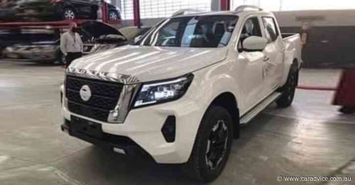 2021 Nissan Navara caught undisguised in latest images