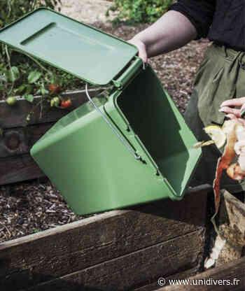 Atelier » je réduis mes déchets » Maison pour Tous jeudi 29 octobre 2020 - unidivers.fr