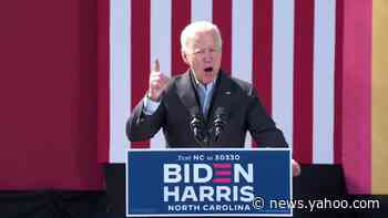 Biden channels Obama in declaring there are 'no red states, no blue states, just the United States'