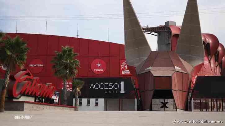 Final de ida en Copa MX entre Xolos y Rayados será a puerta cerrada