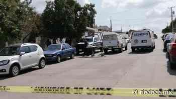 Asesinan a dos hombres en la colonia Adolfo Ruiz Cortines - Rio Doce