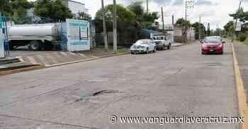 Realizarán bacheo sobre el bulevar Adolfo Ruiz Cortines de Poza Rica - Vanguardia de Veracruz