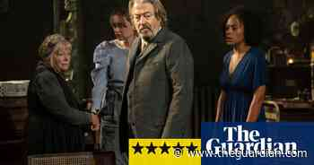 Uncle Vanya review – coronavirus gives Chekhov a shot in the arm - The Guardian